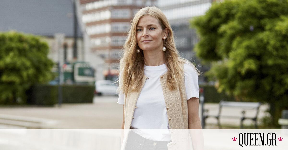 6 νέοι τρόποι να φορέσεις το αγαπημένο, λευκό T-shirt σου