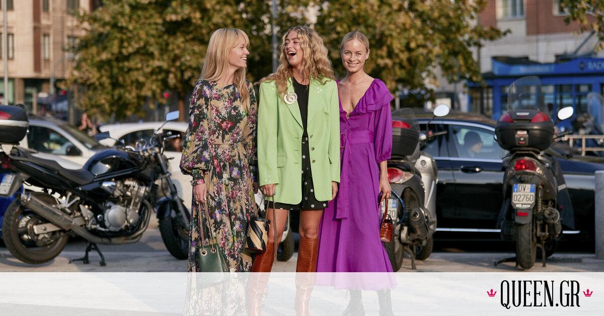 6 τρόποι να φορέσεις τα καλοκαιρινά φορέματα και το φθινόπωρο