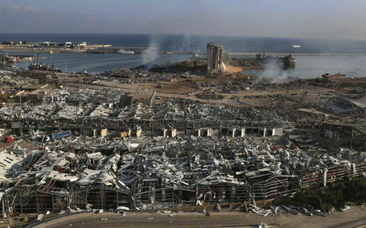 «Κόλαση του Δάντη» στη Βηρυτό: Σοκάρουν οι φωτογραφίες και τα βίντεο από τις φονικές εκρήξεις – Πάνω από 100 οι νεκροί