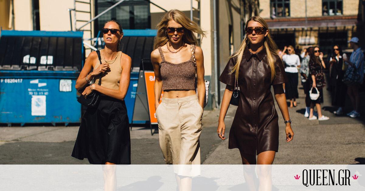 6 style tips από τις street style εμφανίσεις της Εβδομάδας Μόδας Κοπεγχάγης