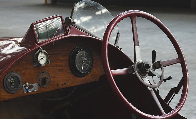 FCA Heritage: Η διάσωση του στρατιώτη… S61 Corsa