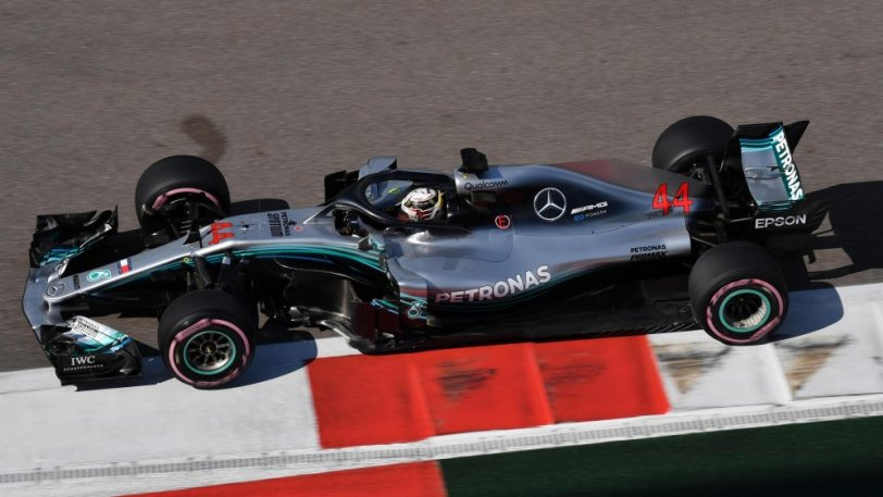 Στις 14.10 η εκκίνηση του Grand Prix στην Ρωσία-Pole position για τον Χάμιλτον