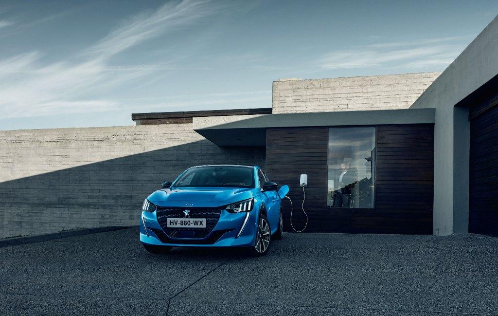 Ηλεκτρικά αυτοκίνητα: Πρώτη σε πωλήσεις η PEUGEOT
