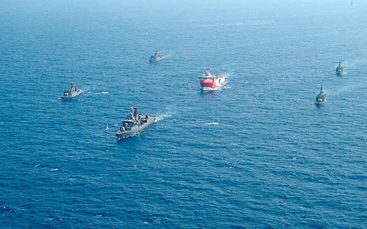 Τραβάει το σκοινί η Άγκυρα: Νέα NAVTEX στην ελληνική υφαλοκρηπίδα – Με Αντι-NAVTEX απάντησε η Αθήνα