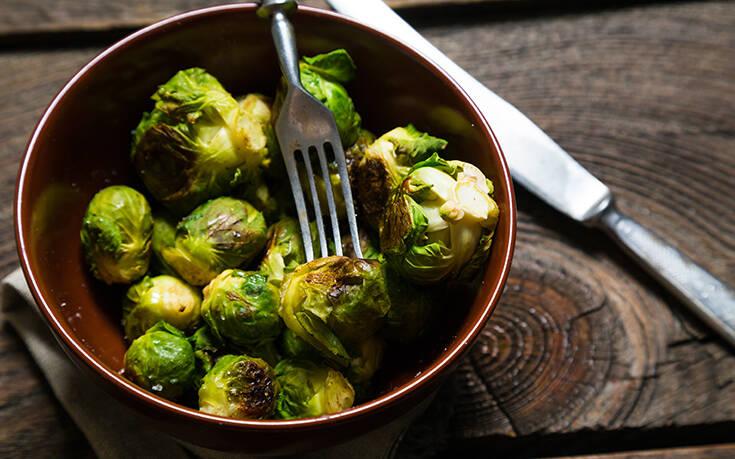 Αν δεν σας αρέσουν τα λαχανάκια Βρυξελλών, δεν τα έχετε φάει ποτέ έτσι