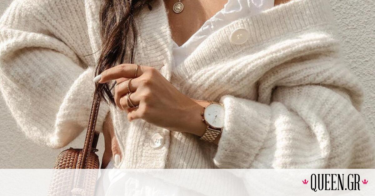 5 stylish τρόποι να εντάξεις το cardigan στα φθινοπωρινά σου σύνολα