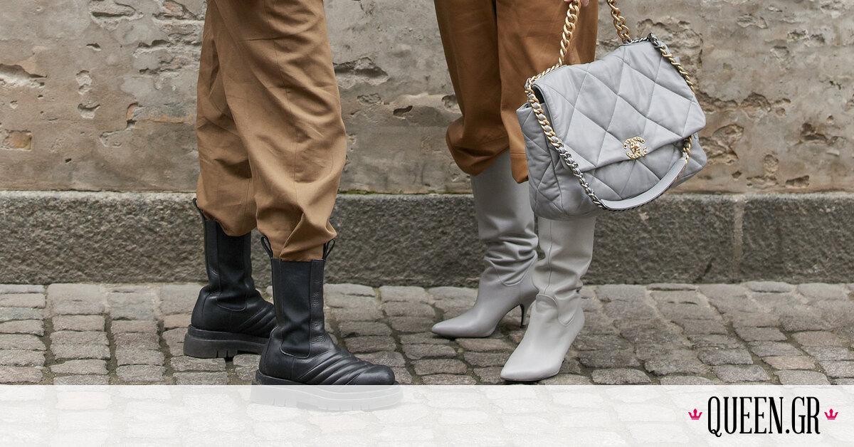 5 τάσεις στις μπότες που θα φοράς σε λίγο καιρό αλλά και όλο τον χειμώνα