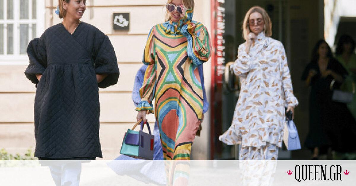 Οδηγός Αγοράς: Δέκα εμπριμέ φορέματα που προκαλούν «έκρηξη» χρωμάτων και στυλ