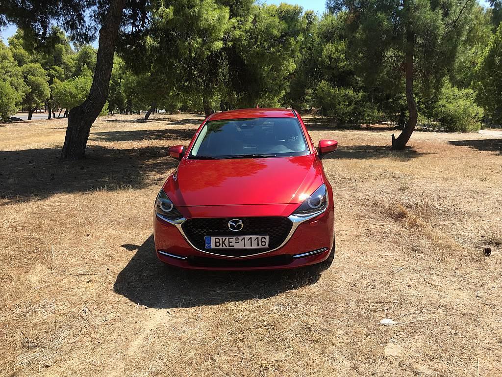 Ιδανικό για τον οικογενειάρχη το νέο Mazda 2 SKYACTIV-G 1.5