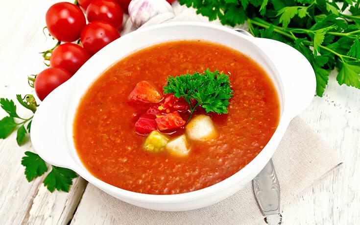 Πώς να φτιάξετε σούπα γκασπάτσο