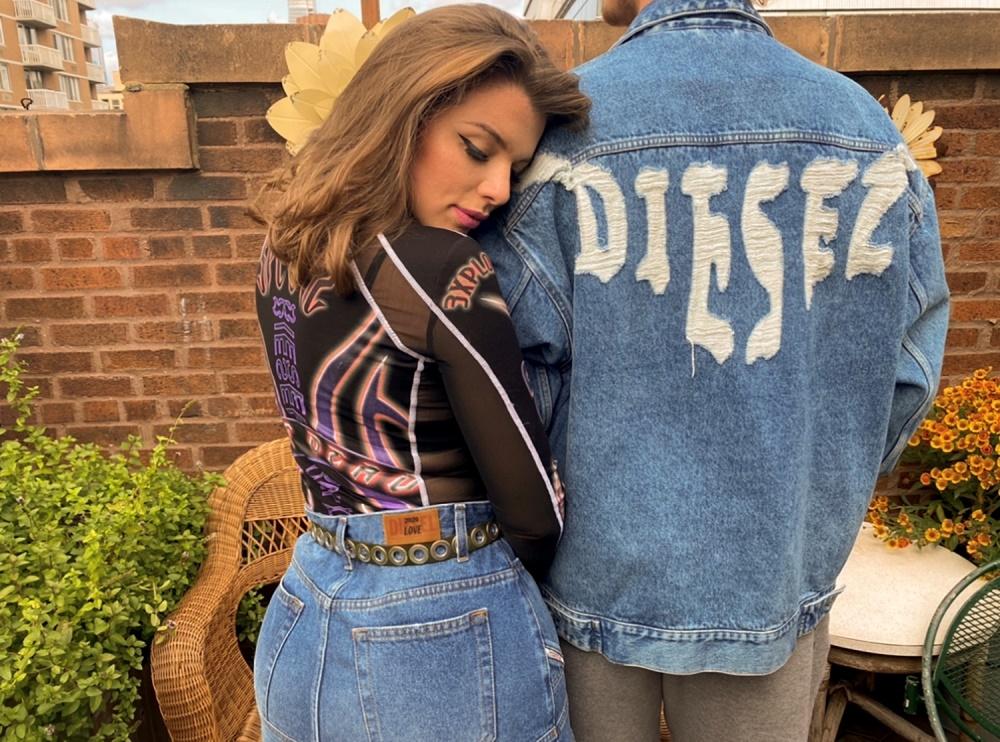 Unforgettable Denim:H Diesel παρουσιάζει μία νέα καμπάνια που αφορά τον πιο ιστορικό χρόνο της μόδας