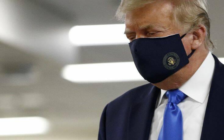 Τραμπ: Ήθελα πάντα να υποβαθμίζω τον κίνδυνο του κορονοϊου