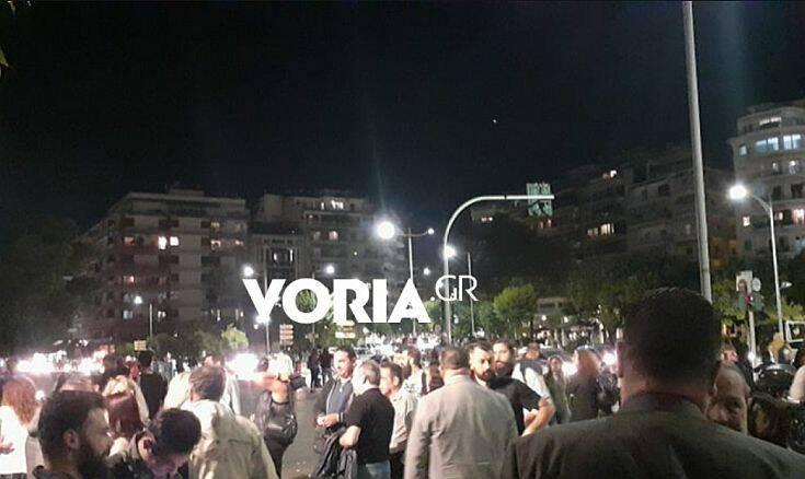 Θεσσαλονίκη: Κινητοποίηση ιδιοκτητών καταστημάτων εστίασης για το ωράριο λειτουργίας