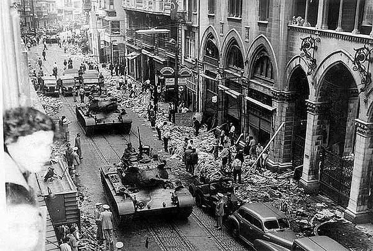 1955: Το τουρκικό πογκρόμ κατά του Ελληνισμού της Κωνσταντινούπολης