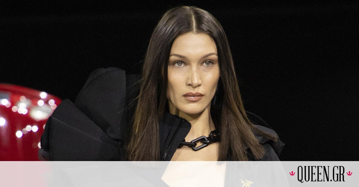 Η Bella Hadid μόλις φόρεσε το απόλυτο knitwear trend του φθινοπώρου