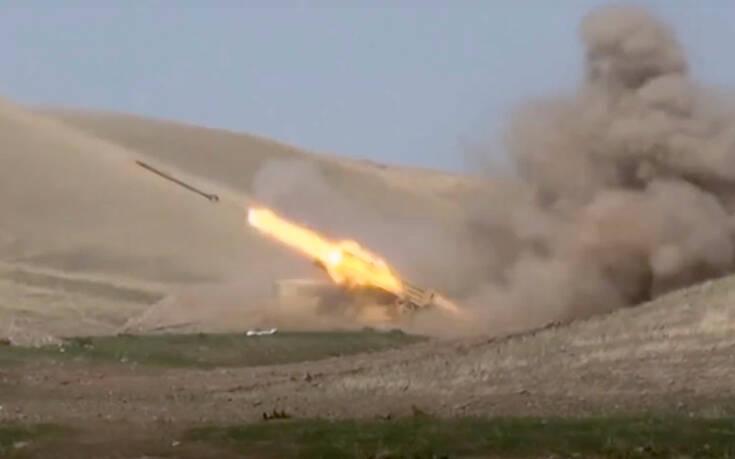 Δέκα άμαχοι νεκροί από τη διαμάχη Αζερμπαϊτζάν – Αρμενίας στην περιοχή Ναγκόρνο-Καραμπάχ