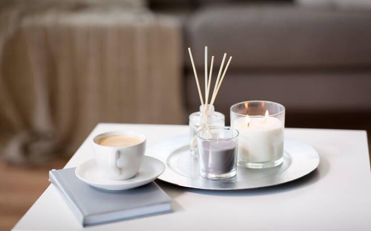 Πώς να κάνετε το σπίτι σας να μυρίζει υπέροχα