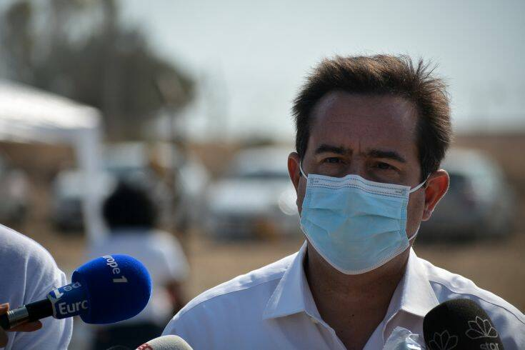 Μηταράκης από Μυτιλήνη: Ομαλά συνεχίζεται η είσοδος αιτούντων άσυλο στο νέο καταυλισμό