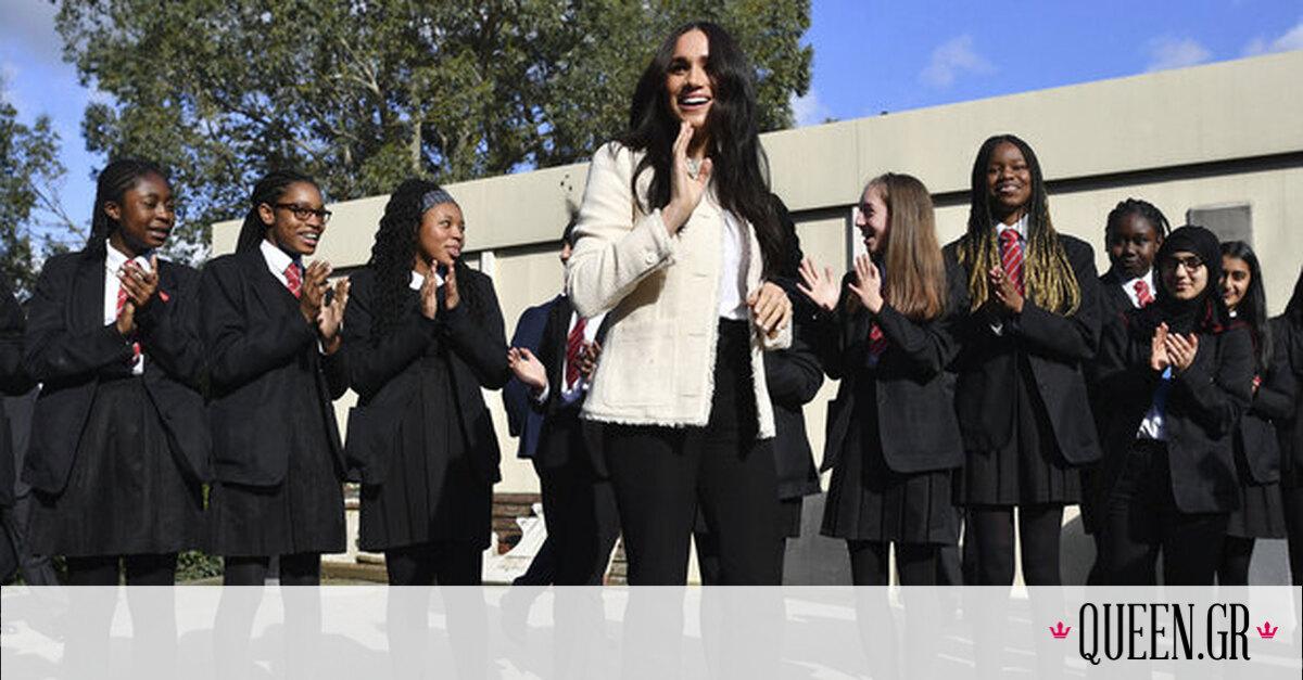 #OOTD: Η Meghan Markle και το πουκάμισο των 700 Ευρώ…