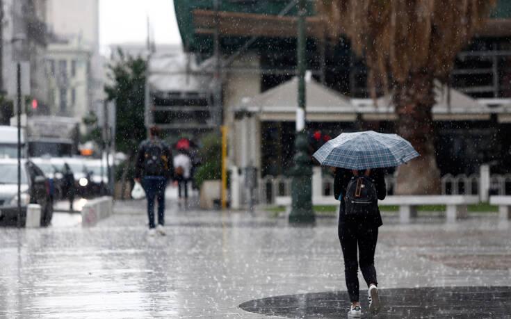 Καιρός: Άρωμα φθινοπώρου με βροχές – Ποιες περιοχές θα επηρεαστούν