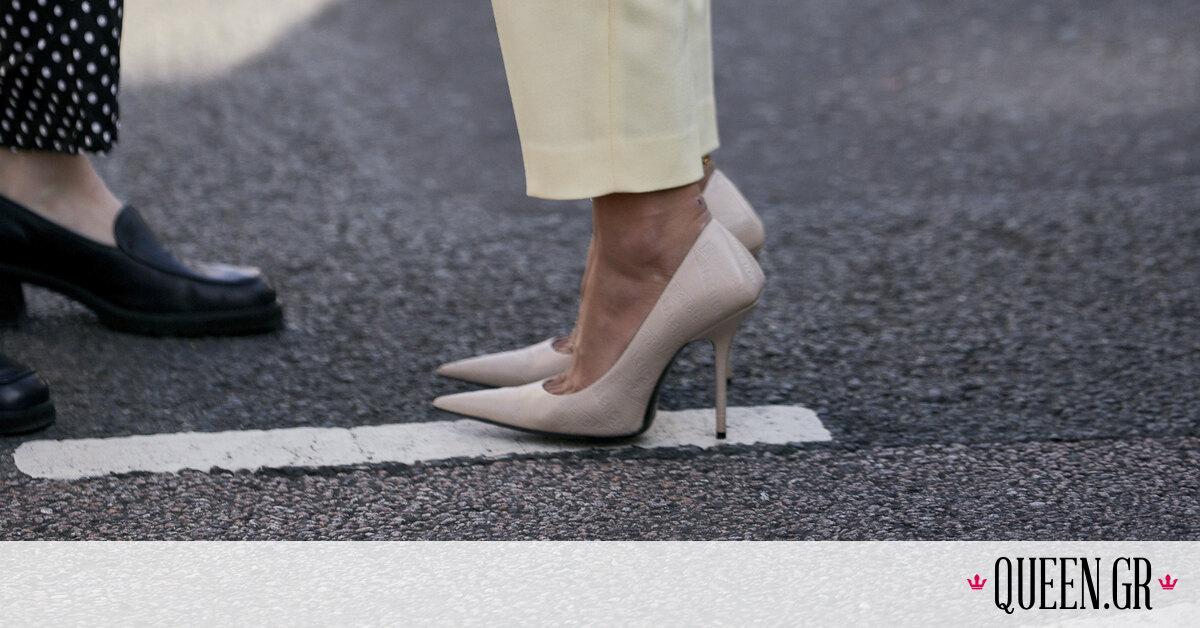 8 στυλ παπουτσιών που πρέπει να υπάρχουν σε κάθε γυναικεία γκαρνταρόμπα