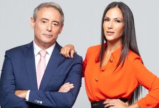 Ιορδάνης Χασαπόπουλος – Ανθή Βούλγαρη: Η πρωινή ενημέρωση ξεκινά με «Κοινωνία Ώρα Mega» (trailer)