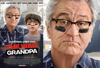 The War with Grandpa – Πόλεμος στο Σπίτι, Πρεμιέρα: Σεπτέμβριος 2020 (trailer)