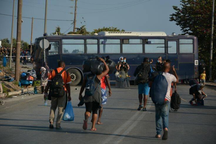 Στο Καρά Τεπέ μεταφέρθηκαν 9.000 μετανάστες και πρόσφυγες