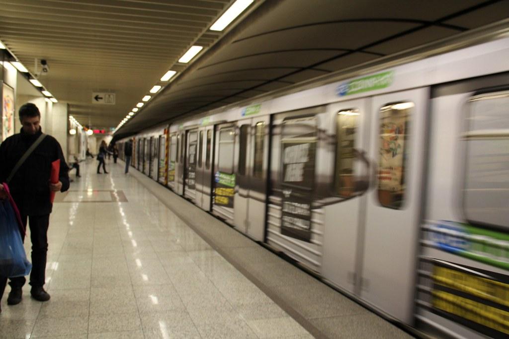 Οδηγός μετρό βρέθηκε θετικός στον κορωνοϊό