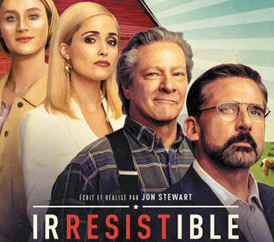 Irresistible – Ακαταμάχητος, Πρεμιέρα: Σεπτέμβριος 2020 (trailer)