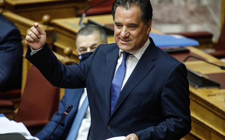 Γεωργιάδης: Ο Μακρόν έχει αναδυθεί σε έναν αληθινό Ευρωπαίο ηγέτη