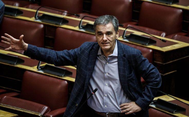 Τσακαλώτος: Πρέπει να είμαστε φειδωλοί όταν αποκαλούμε τους αντιπάλους μας απατεώνες
