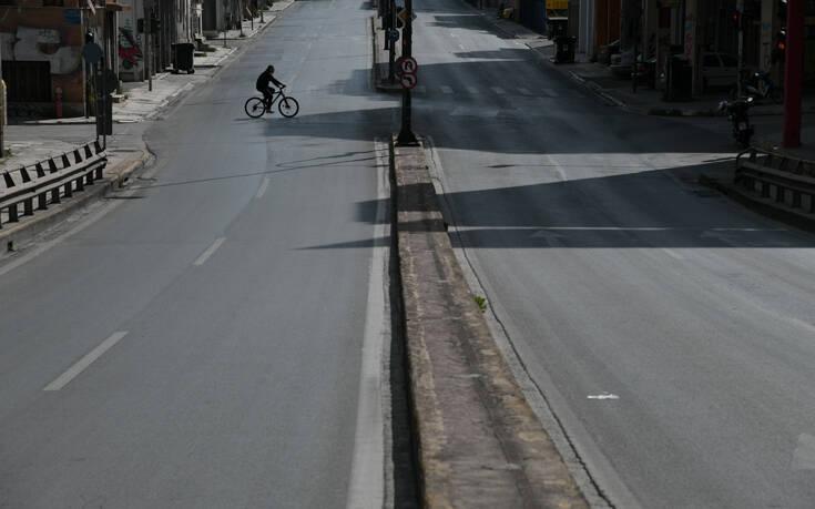Παγώνη: Αν χρειαστεί θα γίνει απαγόρευση της κυκλοφορίας μετά τις 8 το βράδυ