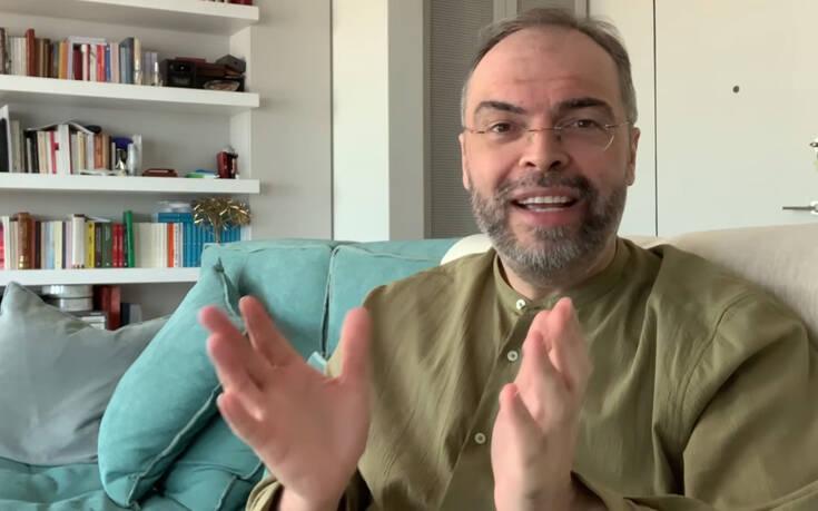 Ανδρέας Κονάνος: Ο παπάς που έβγαλε τα ράσα «σπάει» τη σιωπή του και μιλά για τη… νέα αρχή που θα κάνει