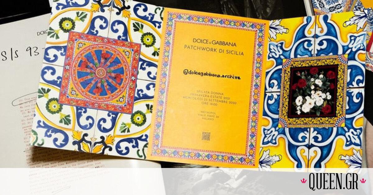 Patchworks Never Die! Oι Dolce&Gabbana μόλις παρουσίασαν την πιο πλουραλιστική συλλογή της σεζόν