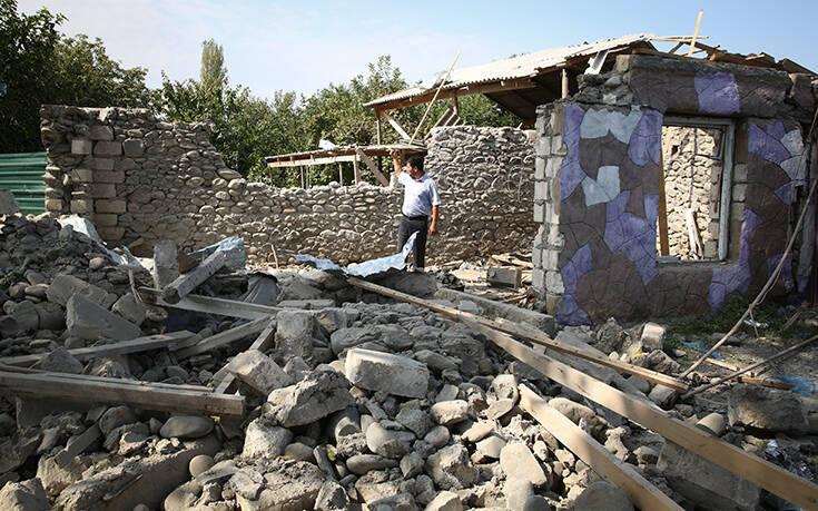Τρεις άμαχοι Αρμένιοι σκοτώθηκαν στο Ναγκόρνο – Καραμπάχ