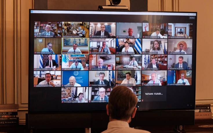 Υπουργικό: Συνεδρίαση λίγο πριν τη Σύνοδο Κορυφής με πλούσια ατζέντα