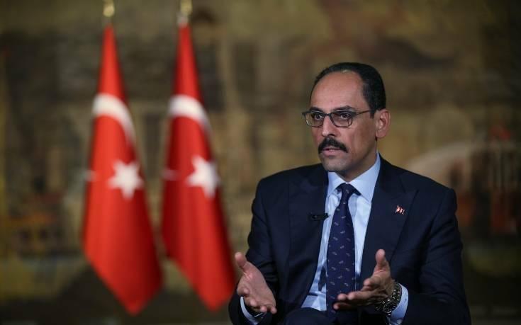 Εκπρόσωπος Ερντογάν για τις διερευνητικές Ελλάδας – Τουρκία: Συνομιλίες σε τρία επίπεδα