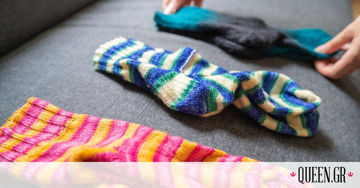 Με αυτό το trick θα διπλώνεις τις κάλτσες σου σε χρόνο dt (και θα κερδίζεις και χώρο στο συρτάρι)