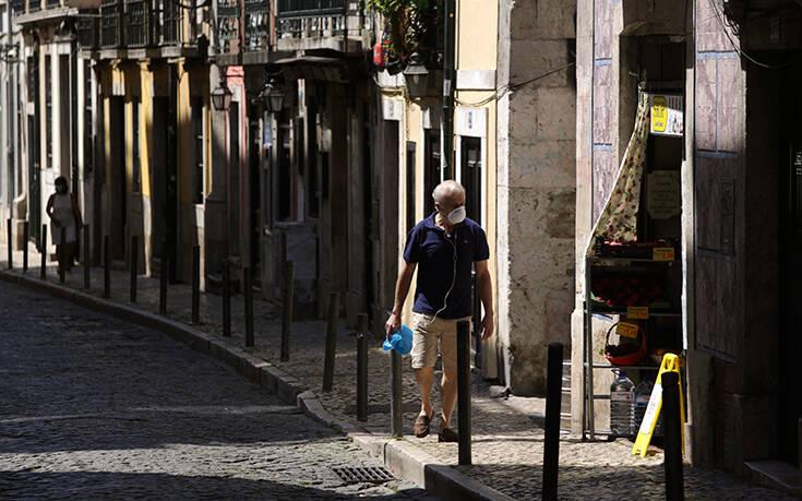 «Βούλιαξε» η τουριστική κίνηση στην Πορτογαλία