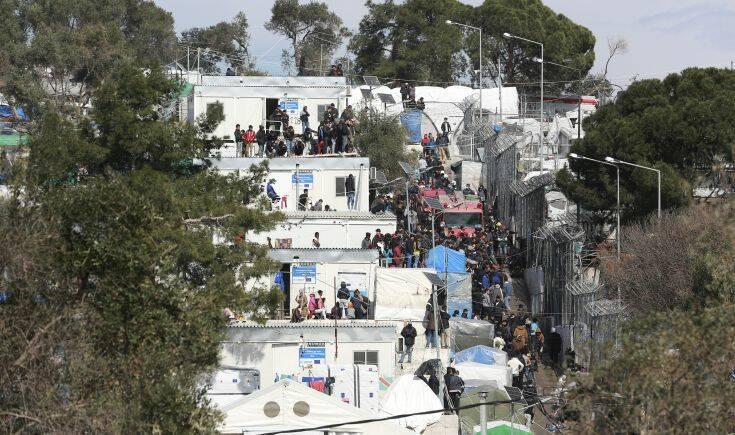 ΚΚΕ στο Ευρωκοινοβούλιο: Να μη φτιαχτεί άλλο ΚΥΤ στη Μόρια και στα υπόλοιπα νησιά του Αιγαίου