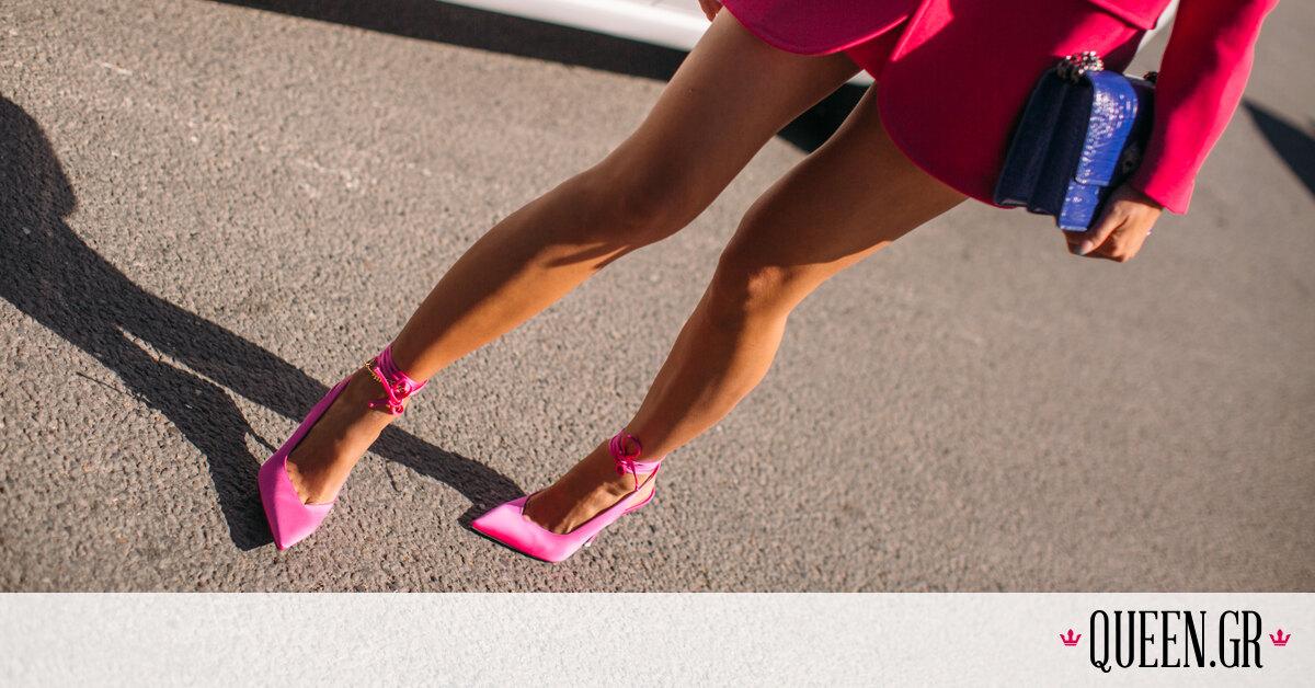 7 tips που θα κάνουν πιο εύκολο το περπάτημα πάνω στα ψηλοτάκουνα