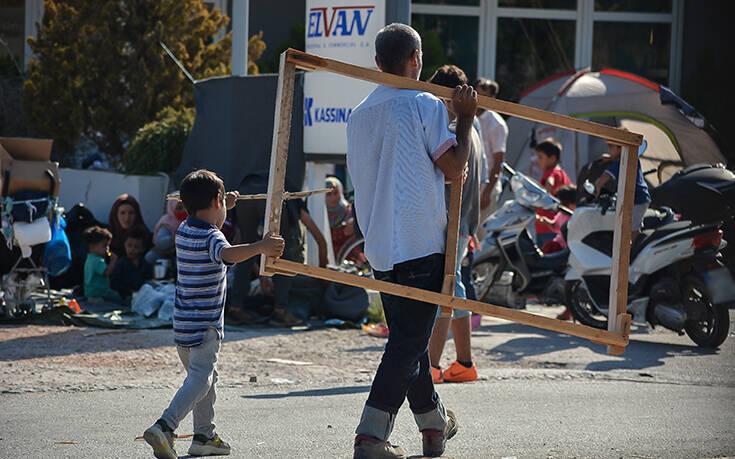 Γερμανικός Τύπος για Μόρια: «Απάνθρωπες συνέπειες μιας απάνθρωπης πολιτικής»