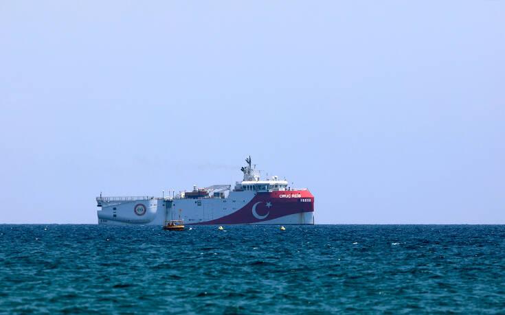Ευρωπαϊκό Κοινοβούλιο σε Τουρκία: Τερματίστε άμεσα κάθε περαιτέρω παράνομη ενέργεια στην Ανατολική Μεσόγειο