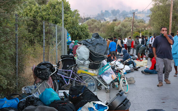 Η Γαλλία θα δεχθεί 500 ανήλικους πρόσφυγες – μετανάστες από τη Μόρια
