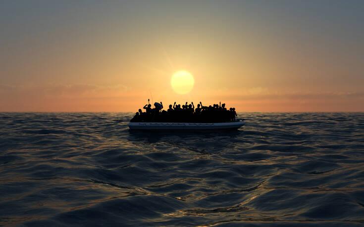 Τουλάχιστον 30 μετανάστες και πρόσφυγες έχουν περισυλλεγεί από το ναυάγιο στην Κρήτη