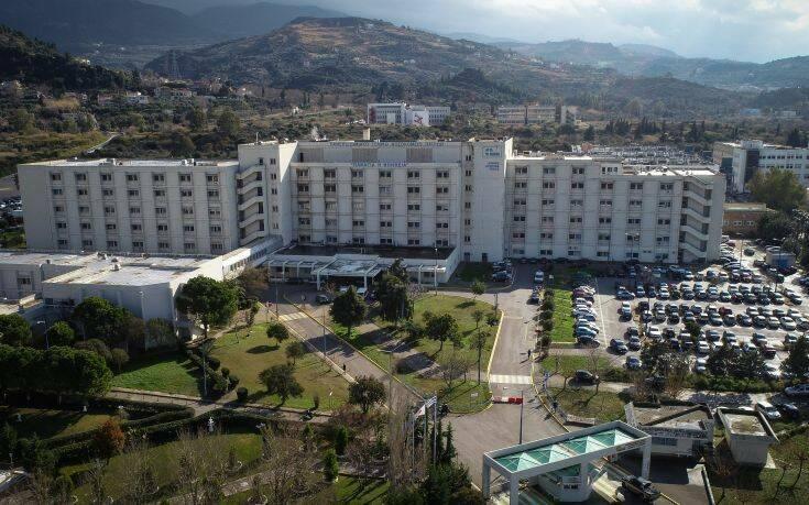 Μονάδα αρνητικής πίεσης για την νοσηλεία παιδιών με κορονοϊό διαθέτει πλέον το Πανεπιστημιακό Νοσοκομείο Πατρών