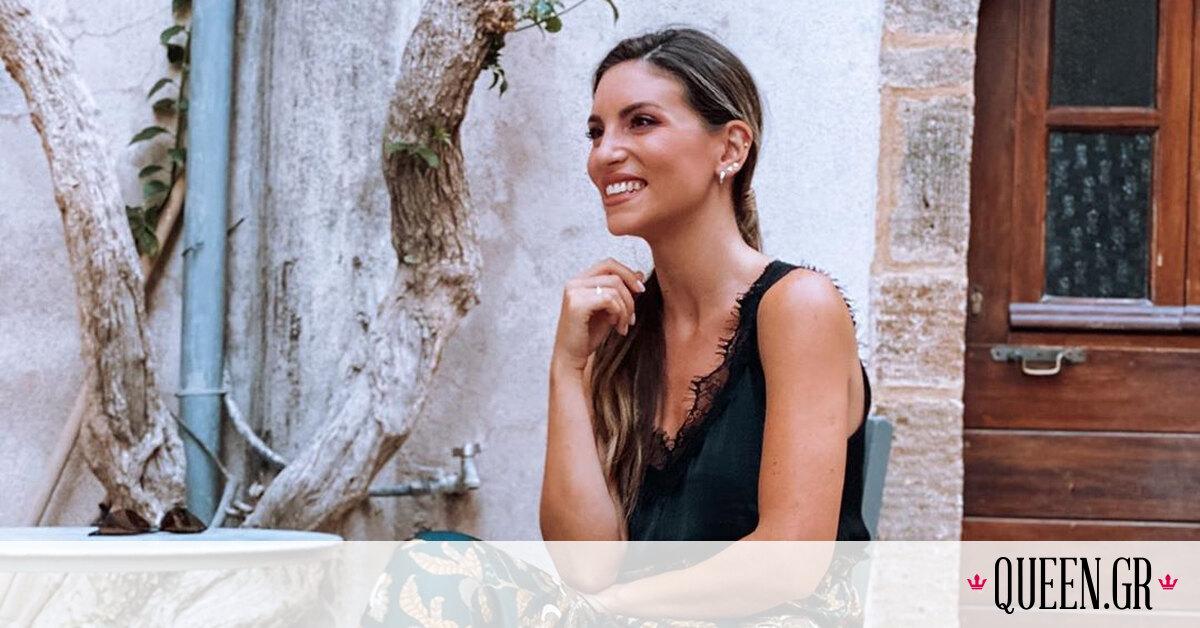 Η Αθηνά Οικονομάκου φόρεσε το loose παντελόνι που ταιριάζει σε όλες