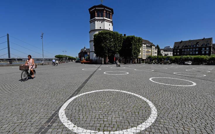 Η Γερμανία ανησυχεί καθώς τα κρούσματα κορονοϊού αυξάνονται στις γειτονικές της χώρες