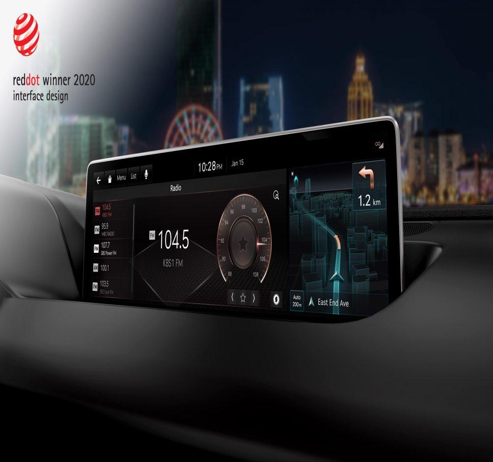 Η Hyundai Motor Company και η Genesis κατέκτησαν επτά βραβεία στις κατηγορίες Brand & Communication Design